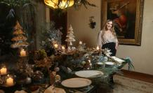 Johanna Kronfle, decoradora guayaquileña