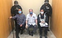 Abdalá Bucaram, detenido durante la pandemia