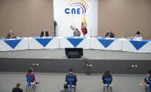 CNE- Corte- Justicia- Social