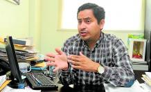 Entrevista al procurador síndico del Municipio de Durán.