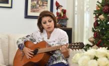 Wilma Andrade conversó con EXPRESIONES sobre sus gustos.
