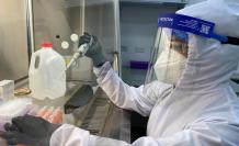 La UTE ayudó en el procesamiento de pruebas, en Quito.