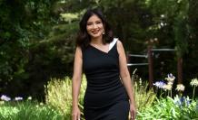 Nathalie Arias es candidata a la Asamblea Nacional por CREO