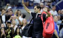 Roger Federer lesión