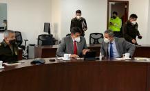 Ministro de Gobierno+Patricio Pazmiño