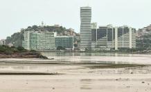 El islote Palmar es producto de la sedimentación. Tiene 16 hectáreas y tiene biodiversidad.