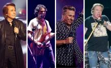 Artistas conciertos 2021