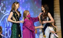 María del Carmen de Aguayo, coronación 2020.