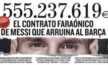 el mundo Lionel Messi