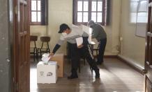 Habrá 2.137 zonas electorales en el país y en el exterior.