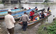 Daule votación canoas
