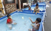 carnaval piscinas