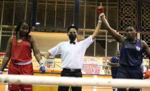 Erika Pachito boxeo Ecuador