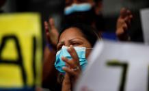 Casi un 40 % de los migrantes y refugiados venezolanos en América Latina y el Caribe fueron desalojados durante la pandemia, lo que incrementó las posibilidades de que vivieran en la indigencia y evidenció las irregulares condiciones en que se encuentran,