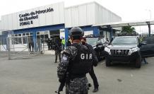 Centro de privación de libertad zonal 8, situada en el norte de Guayaquil.