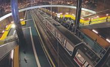 El metro funcionaría en febrero del próximo año.