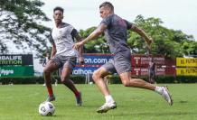 Barcelona-entrenamiento-Guayaquil-City