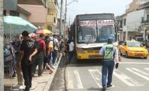 Bajo el argumento de ordenar la ciudad, la ATM también cambió la ruta de los buses de Durán.