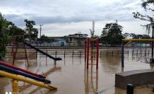 Este es el escenario en algunas zonas rurales de Guayaquil.