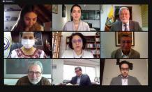 Comité- debates- CNE- Ejes