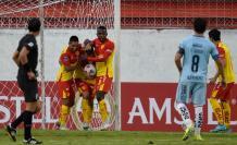 Aucas-Guayaquil- City-Copa