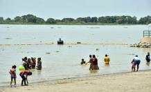 Playa en Samborondón