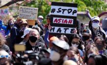 Las protestas en Estados Unidos en rechazo al odio y el racismo