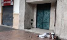 La indigencia es uno de los problemas que registra el centro de Guayaquil.