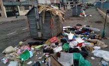 Emaseo y la recolección de basura.