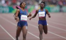Ángela Tenorio atletismo Ecuador