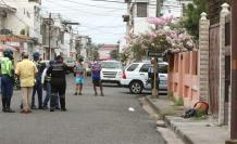 asaltante Barrio del Seguro