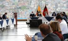 Sesión del Concejo Metropolitano de Quito, 15 abr. 21