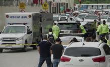 Alexis Paúl, de 18 años, fue detenido la madrugada del viernes 5 de febrero, en un departamento ubicado en el sector de la Valdivia, sur de Guayaquil.