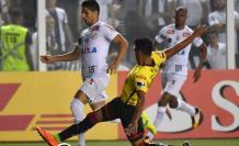 Santos-Barcelona-Libertadores