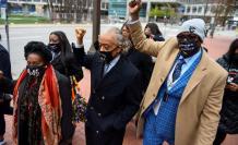 Tensión en EE.UU. antes del veredicto del juicio por la muerte de Floyd