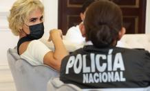 REUNION VICEMINISTRO Y COMANDANTE  POLICIA    5
