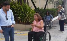 Betzabeth luchó hasta ser escuchada por las autoridades. Logró encaminar el camino a la inclusión.