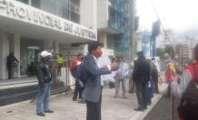 protesta anti yunda