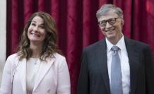 Bill y Melinda Gates