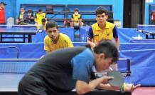 tenis de mesa Sub-15