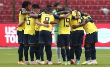 The Ecuadorian team will host the Bolivian team in the Guayaquil plain