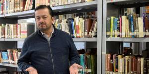 Fabricio Villamar impulsó el juicio político en contra de José Carlos Tuárez.