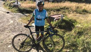 Anthony Carapaz ciclismo Carchi