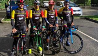 Ecuador - Mundial de ciclismo