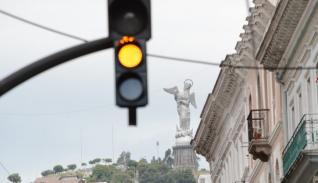 semaforo amarillo en Quito desde el 3 de junio