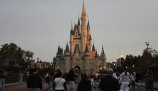 Disney-castillo-parque