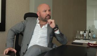 """Miguel Ángel Loor cuestionó, a través de la red social, cómo se hacía """"para mantener el torneo con 700 mil de ingresos""""."""