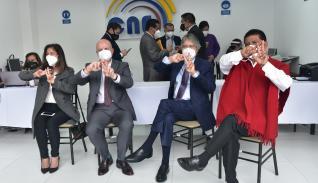 CREO- CNE- Lasso- elecciones