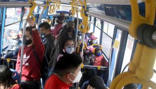 Buses-Aforo-Quito