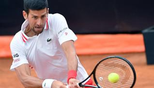 Novak Djokovic Masters 1.000 de Roma